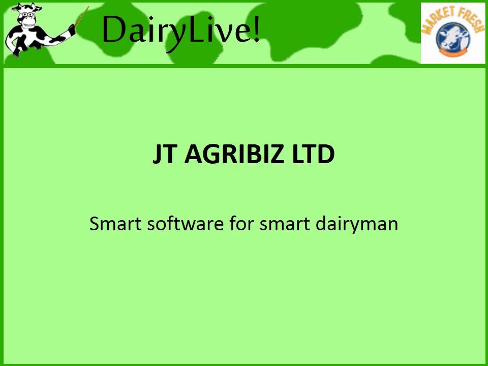 DAIRY FARM : RECORD…