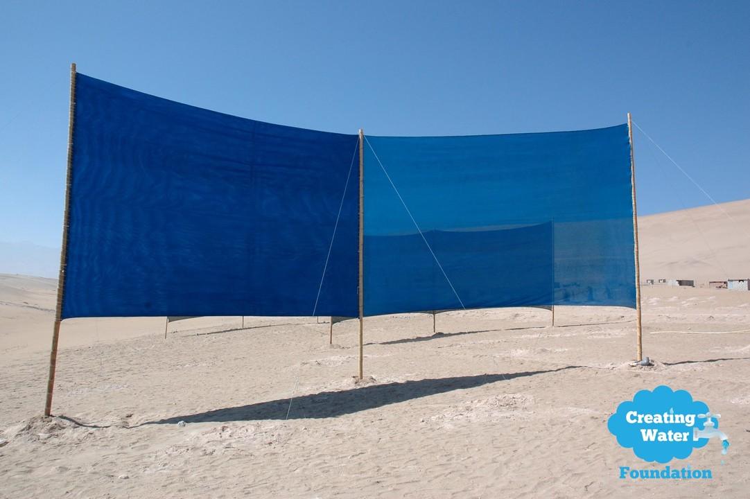 Creating Water in the Atacama Desert -…