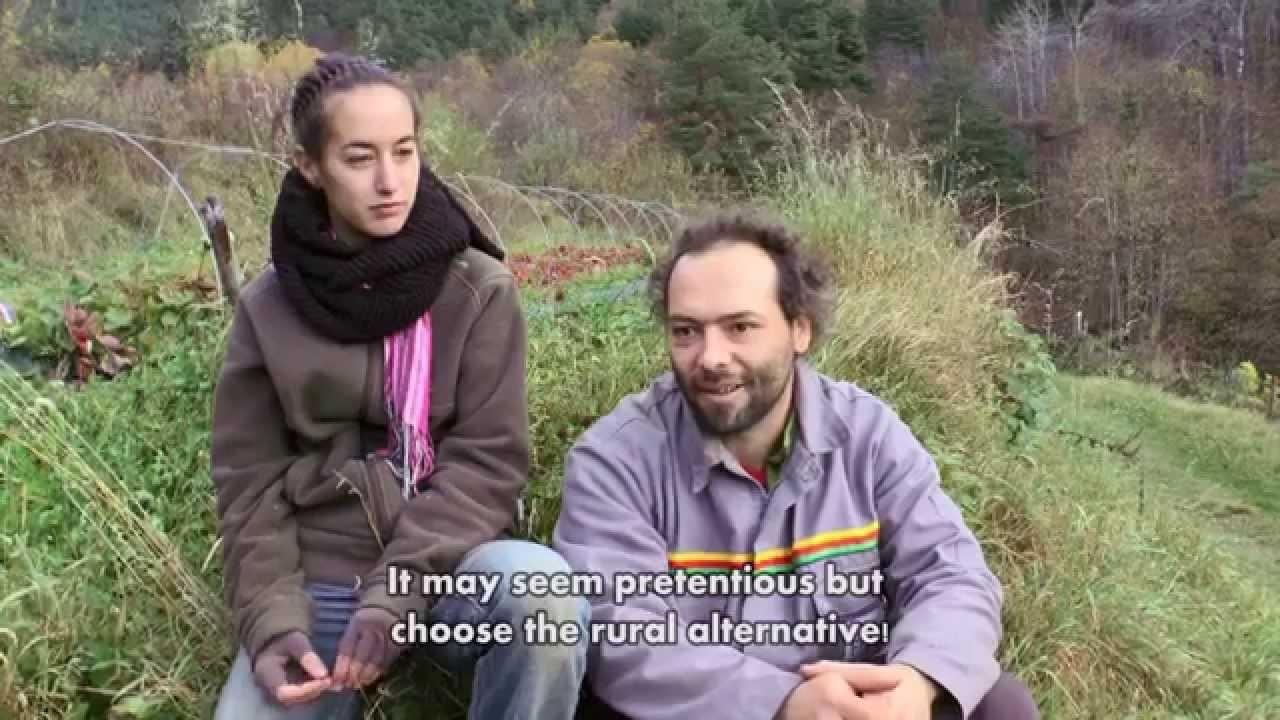 Future farmers in Europe