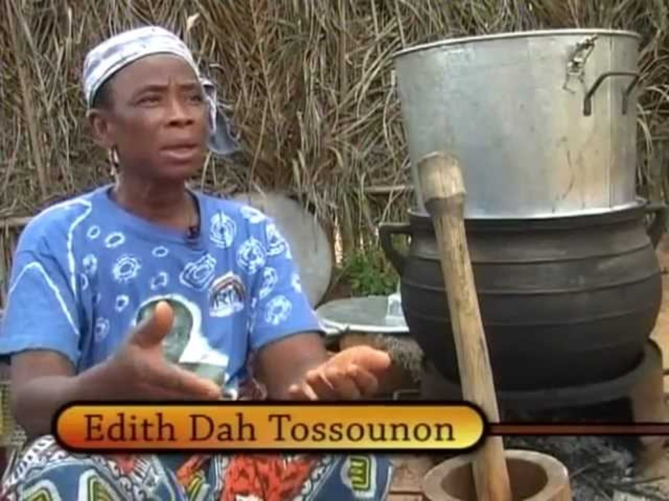 Cashing in with parboiled rice