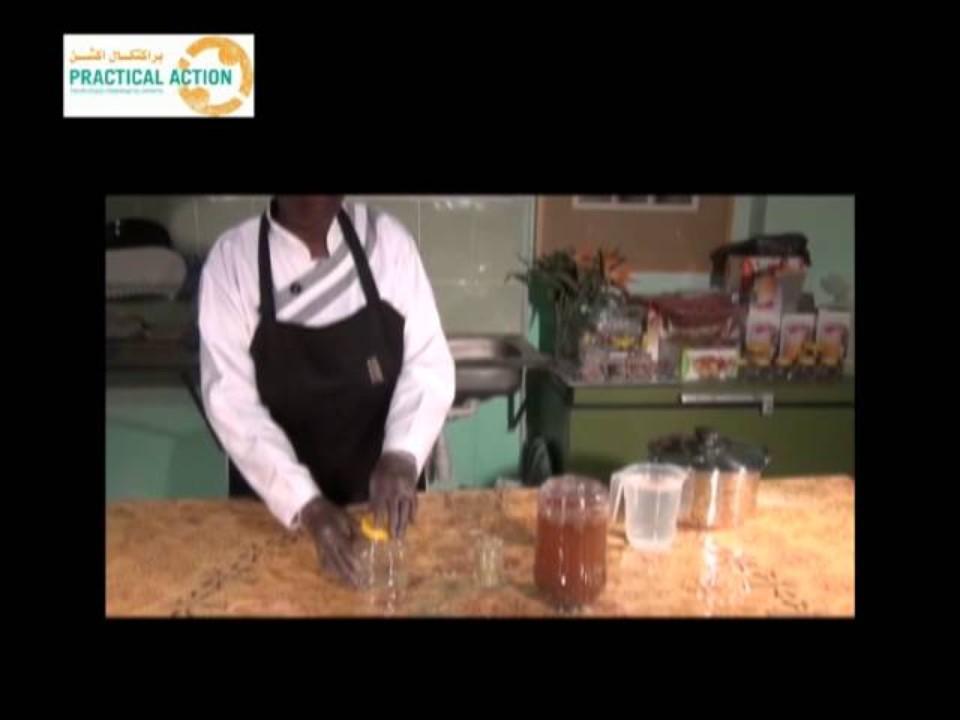 How to dry hilomor - عصير الحلومر