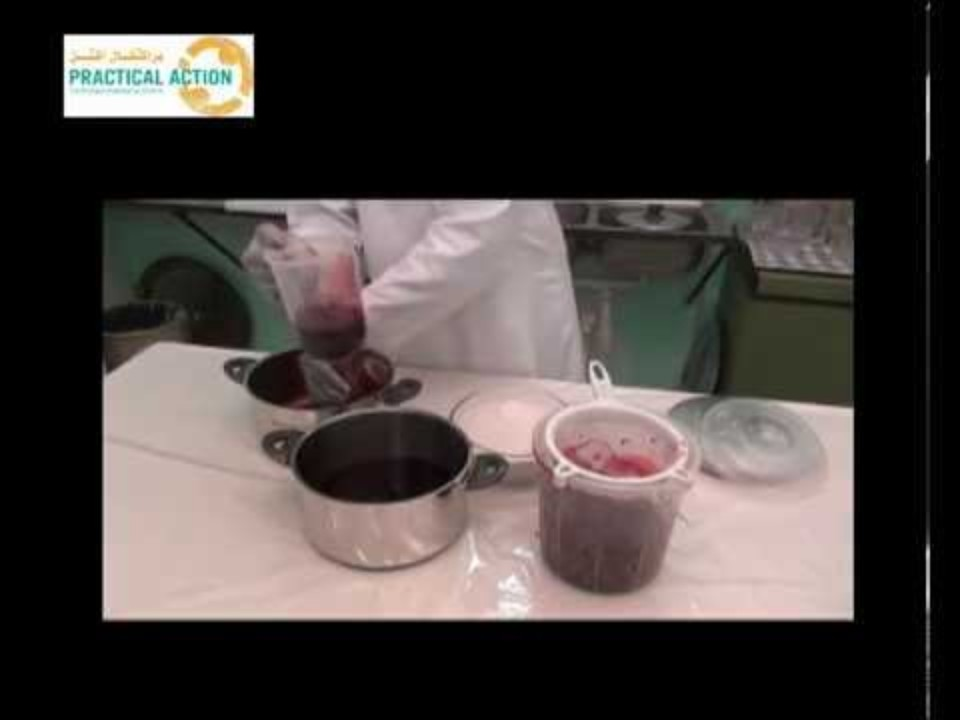 How to make hibiscus drink - عصير…