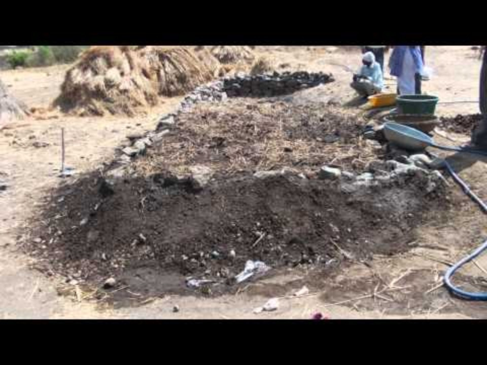 How to Make Compost Khat