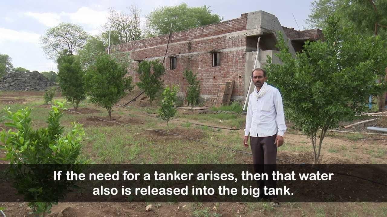 Farmers Innovate - Rainwater…