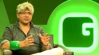 Founder of green tv launching the…