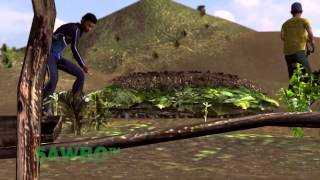 Sawbo French: Survival Gardening 2…