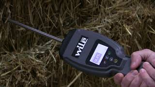 Wile 500 advanced hay, straw and…