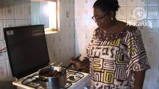 Waakye - a popular dish from ghana…