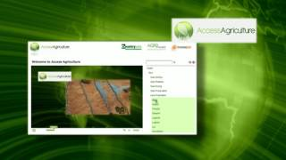 Access Agriculture promo in arabic