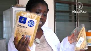 Recipe -- new rice-based products in africa…
