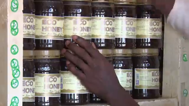 Testing purity of honey