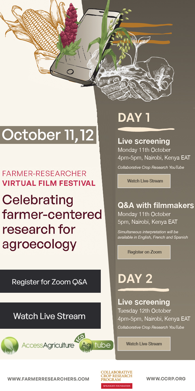Farmer Research Film Festival