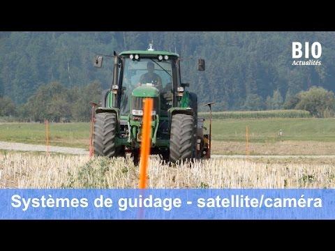 Agriculture de précision: systèmes…