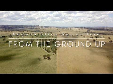 From the Ground Up – Regenerative…