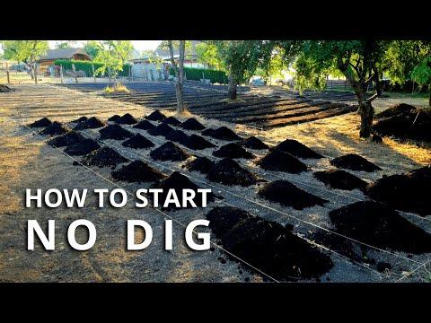 No Dig Gardening: How to Make a No…