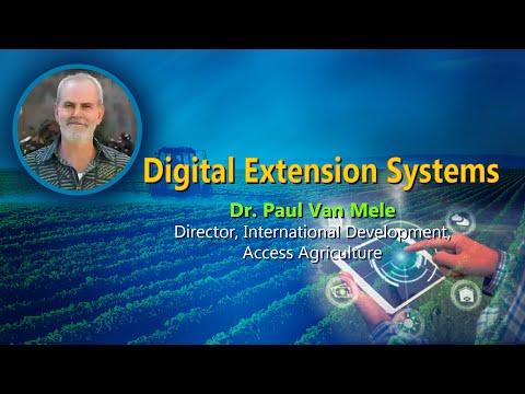 Paul Van Mele, Access Agriculture…