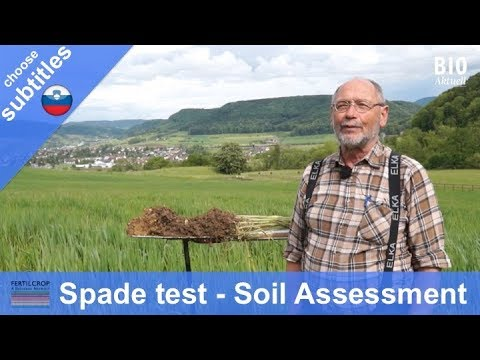 The Spade Test – Visual Soil…