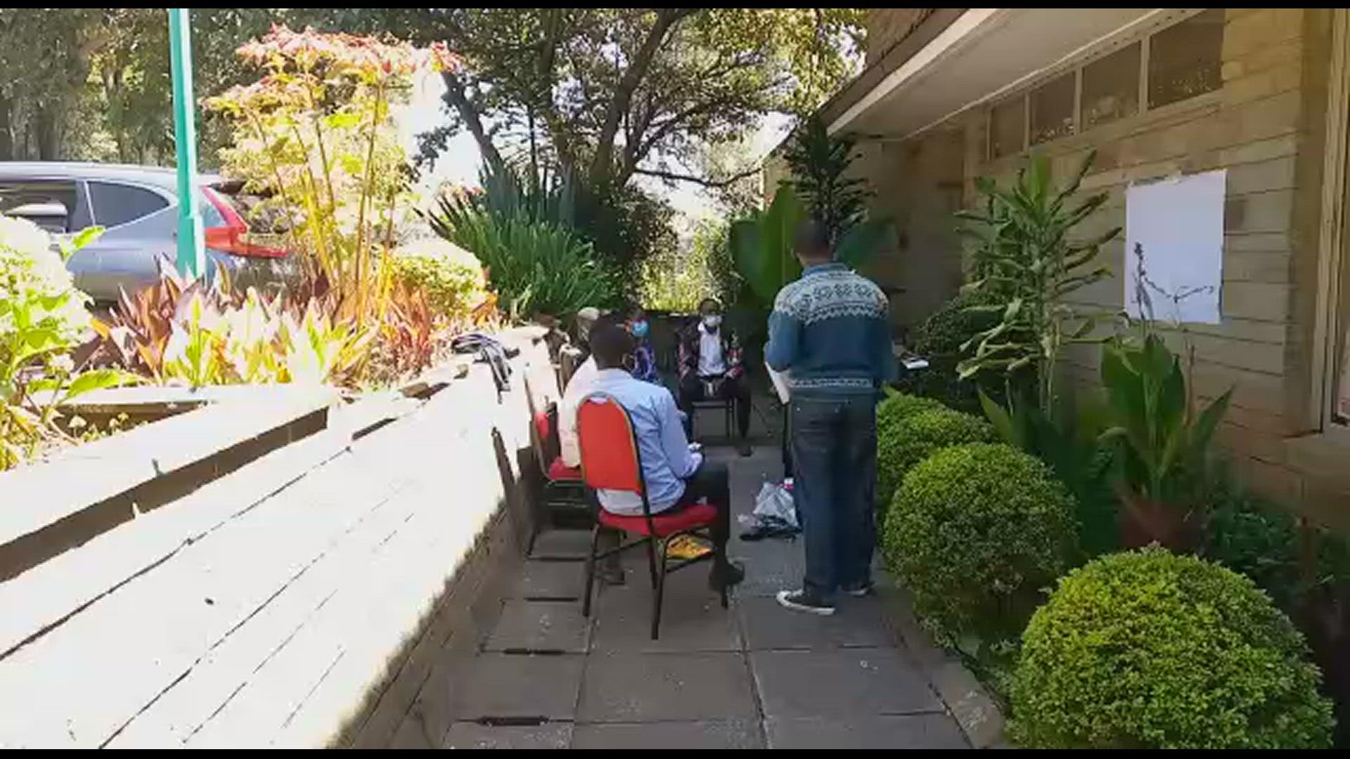 Kenya ERA Smart projector
